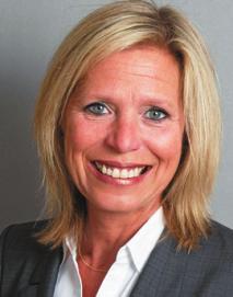 Elke Christina Roeder (SPD) ist seit dem 9. Januar 2018 Oberbürgermeisterin von Norderstedt. FOTO: STADT NORDERSTEDT