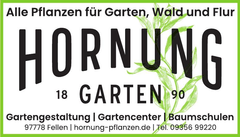 Hornung Garten