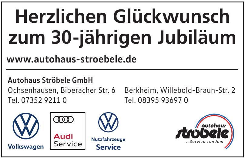 Autohaus Ströbele GmbH