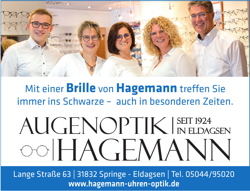 Augenoptik Hagemann
