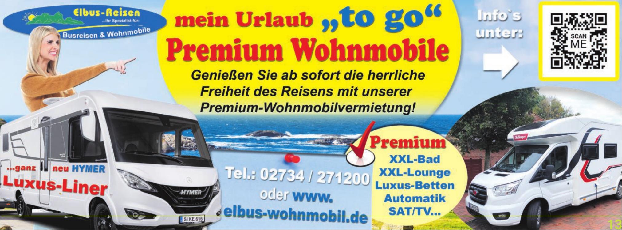 Elbus-Reisen