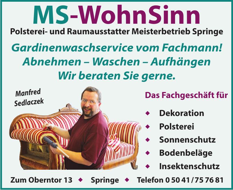 MS-WohnSinn