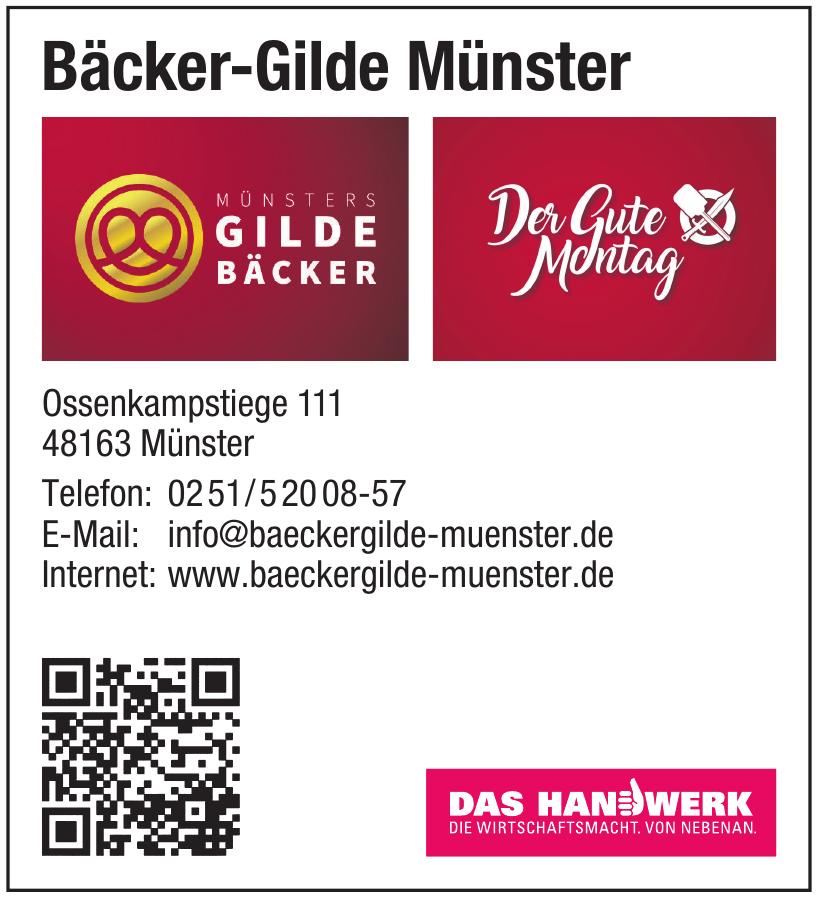 Bäcker-Gilde Münster