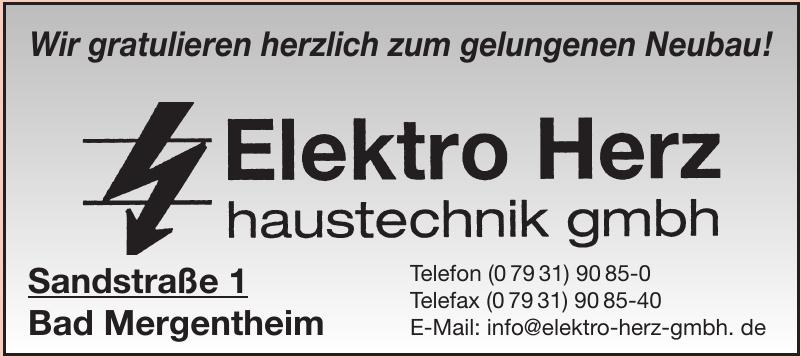 Elektro Herz Haustechnik GmbH