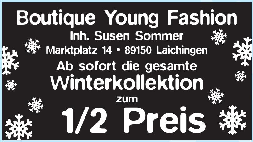 Boutique Young Fashion