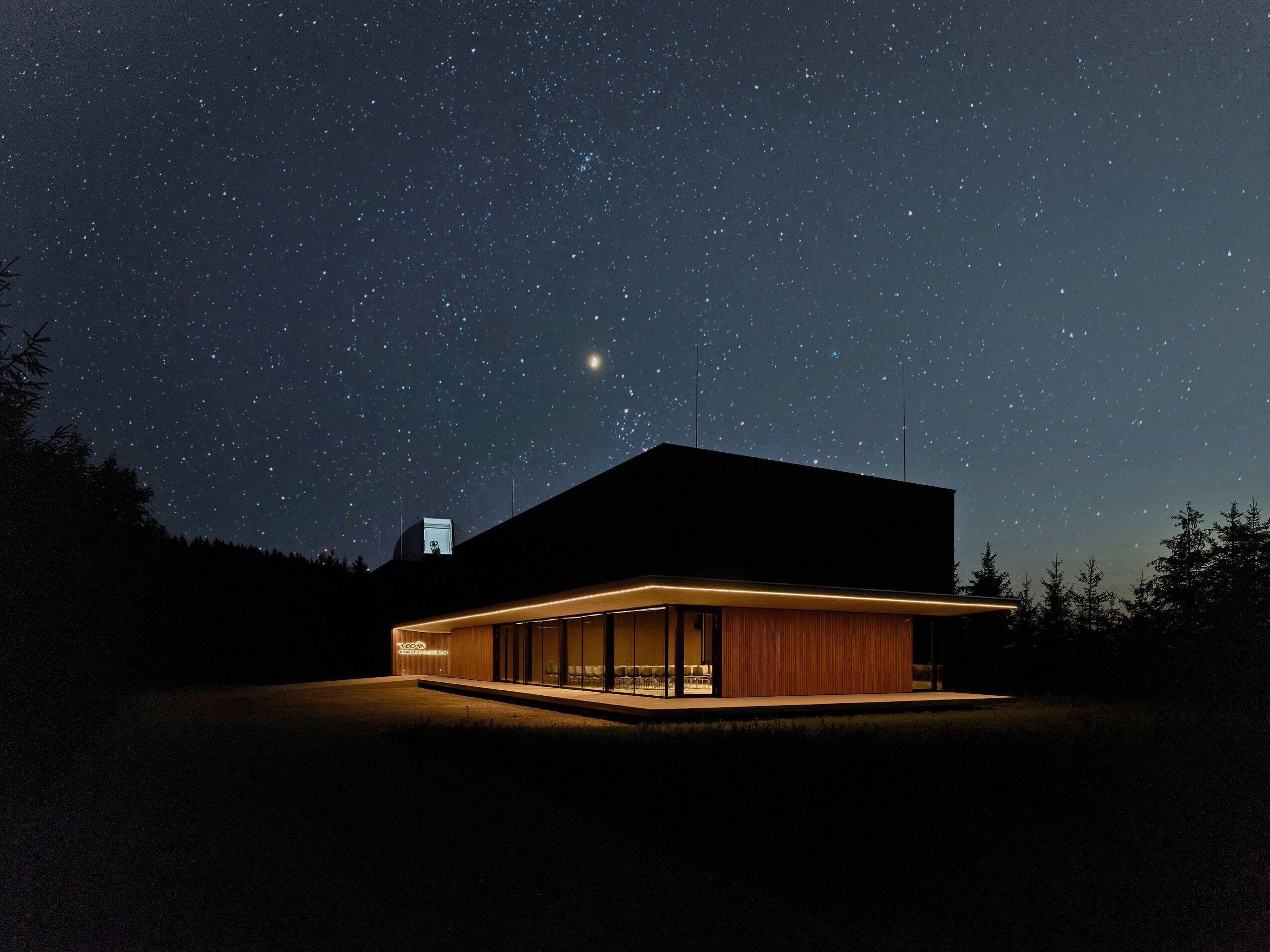 Meetings unterm Sternenhimmel Image 2