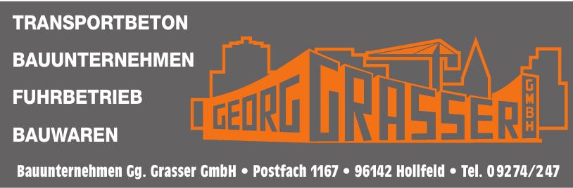 Bauunternehmen Gg. Grasser GmbH