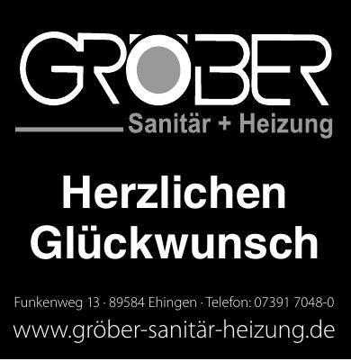 Gröber Sanitär + Heizung