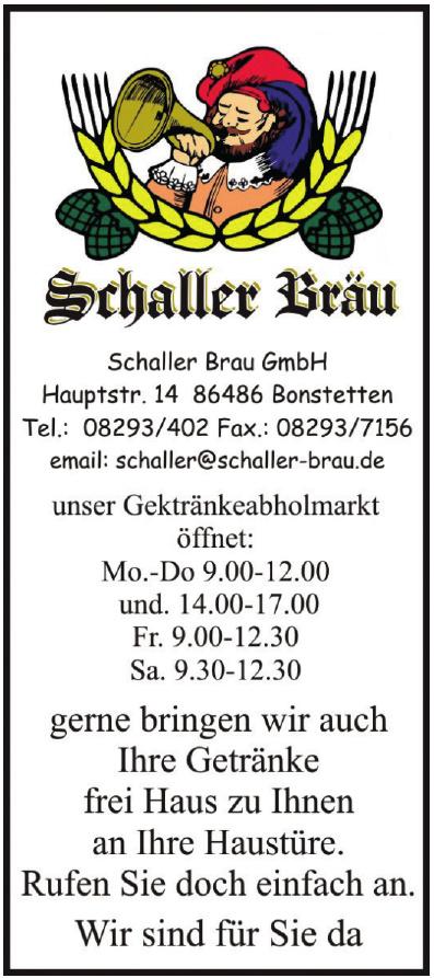 Schaller Brau GmbH