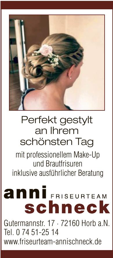 Friseurteam Anni Schneck