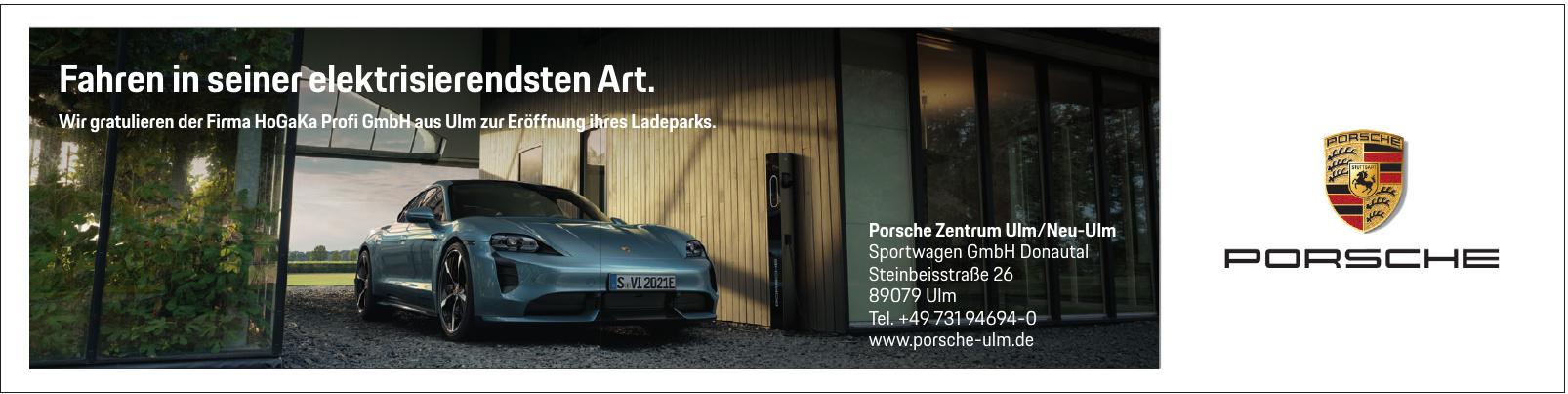 Porsche Zentrum Ulm/Neu-Ulm Sportwagen GmbH Donautal