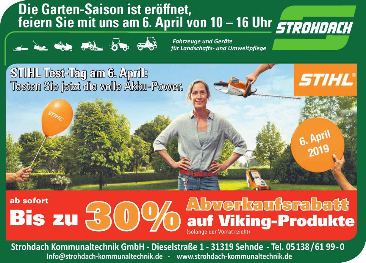 Strohdach Kommunaltechnik GmbH