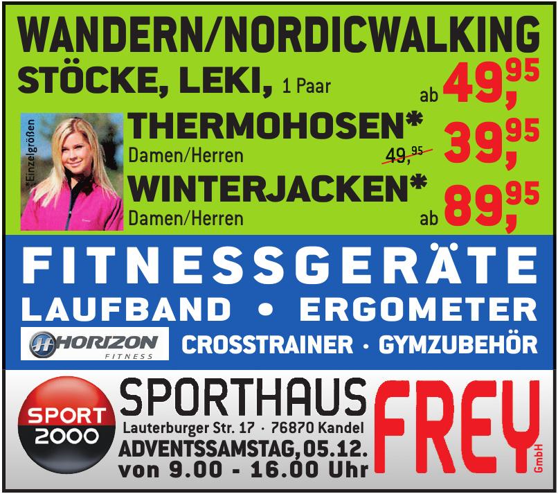 Sporthaus Frey GmbH