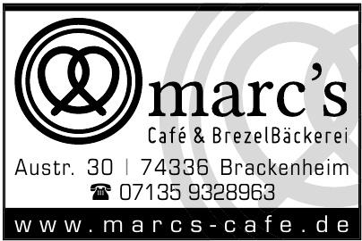 marc's Café & BrezelBäckerei