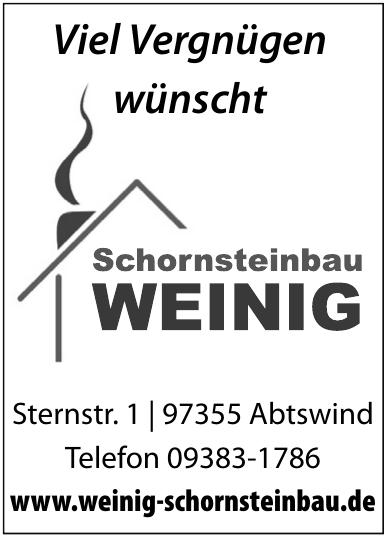 Schornsteinbau Weinig