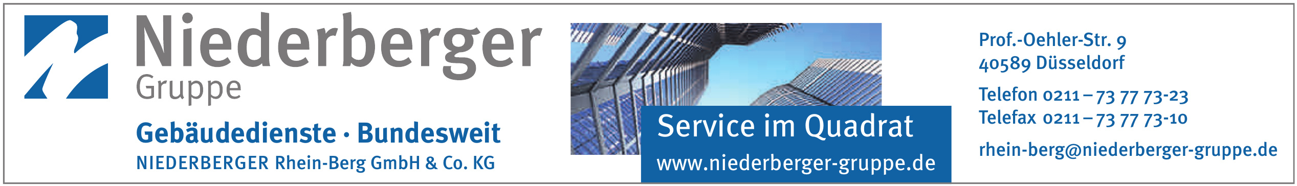 Niederberger Rhein-Berg GmbH & Co. KG