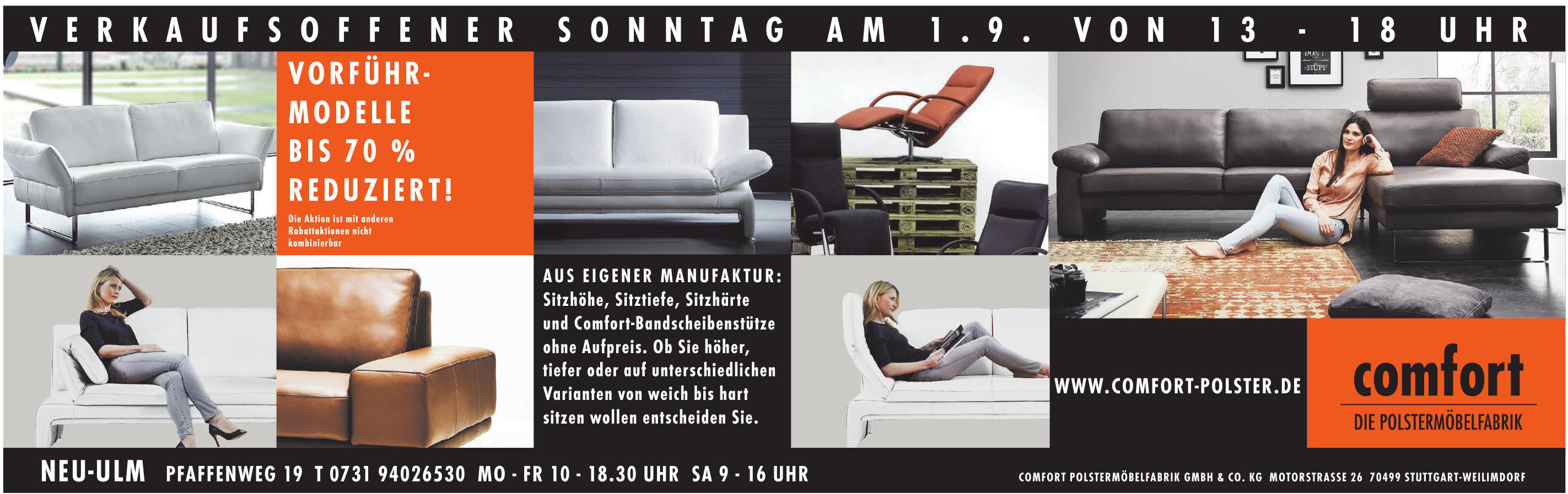 comfort GmbH & Co. KG