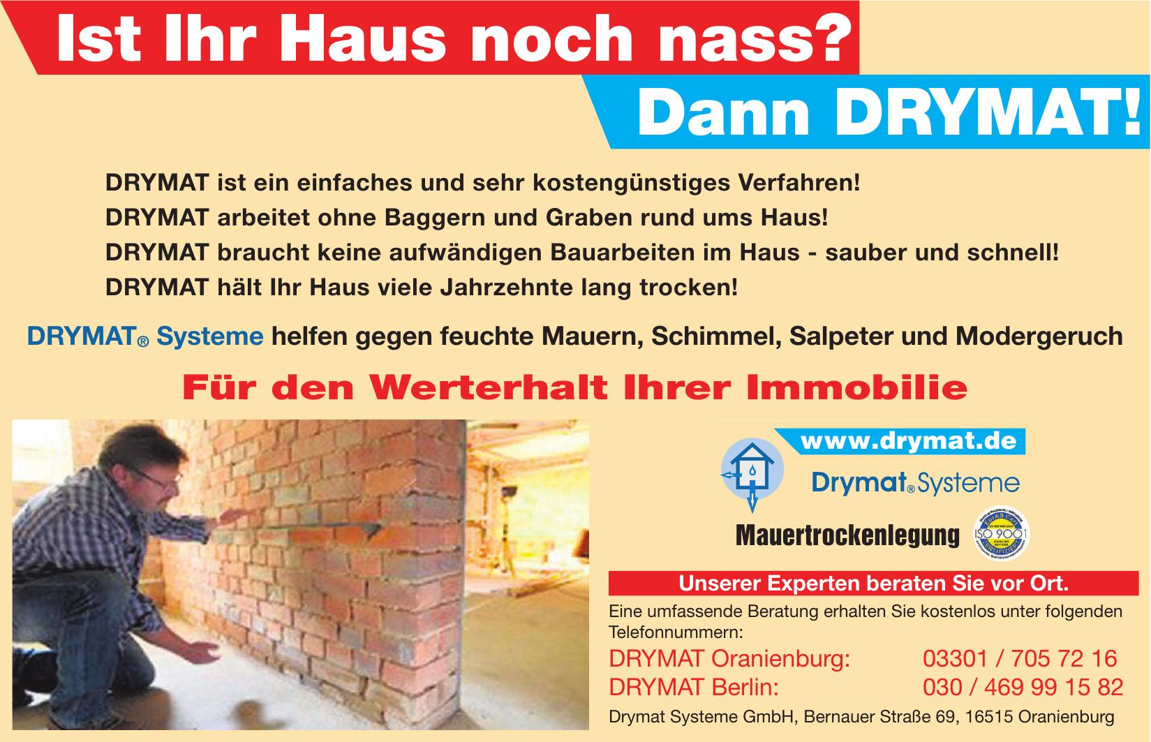 Drymat Systeme GmbH