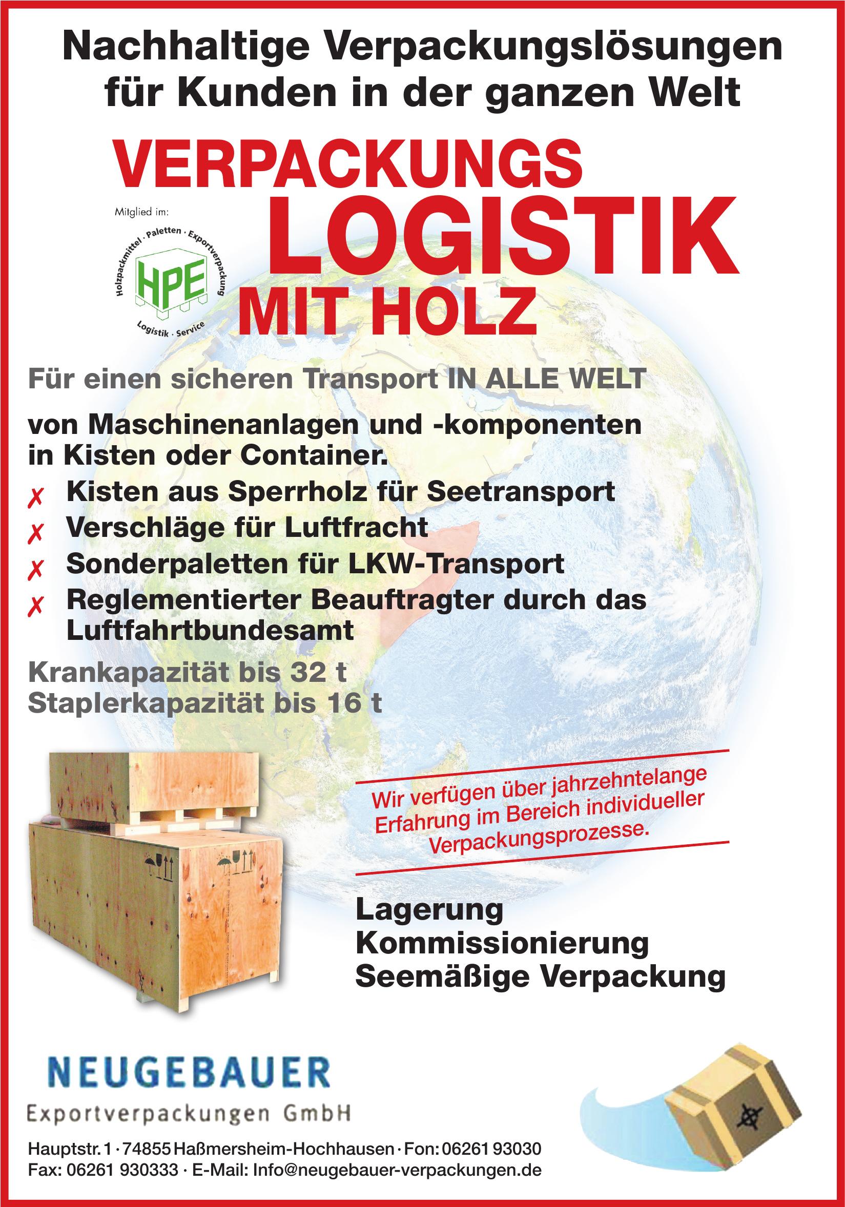 Neugebauer Exportverpackungen GmbH