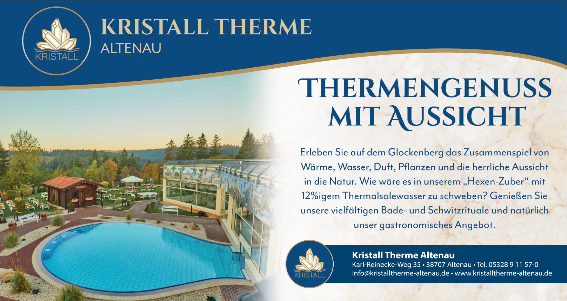 Kristall Therme Altenau
