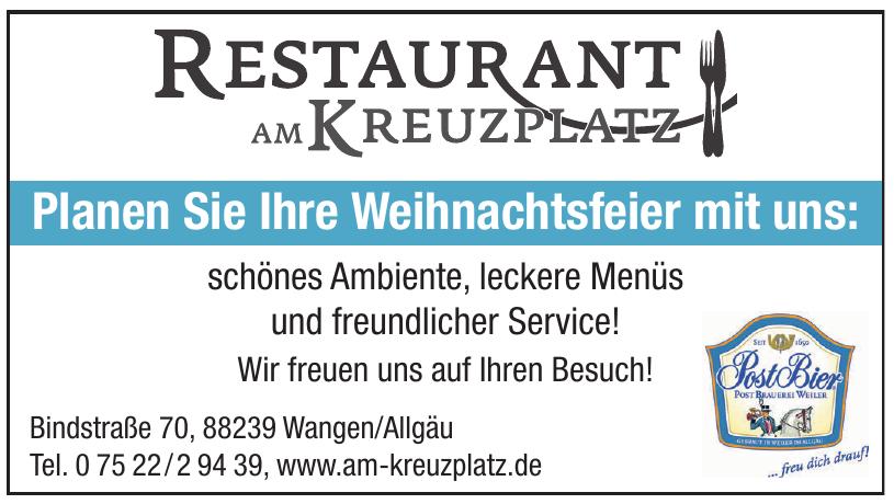 Restaurant Am Kreuzplatz