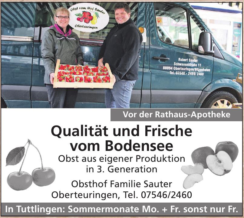 Obsthof Familie Sauter