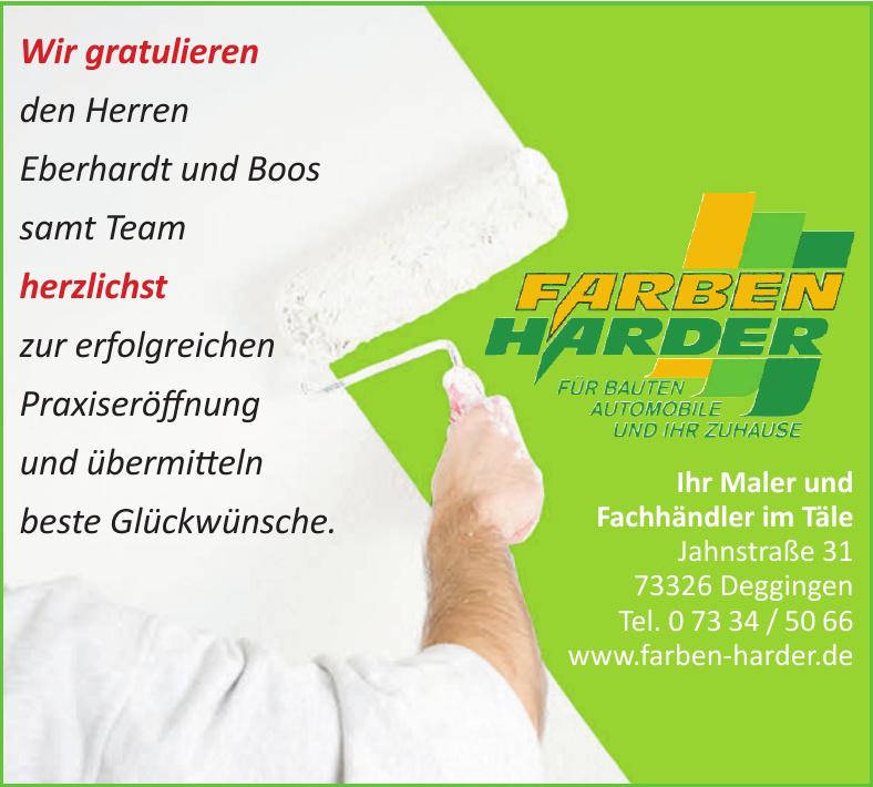 Farben Harder GmbH