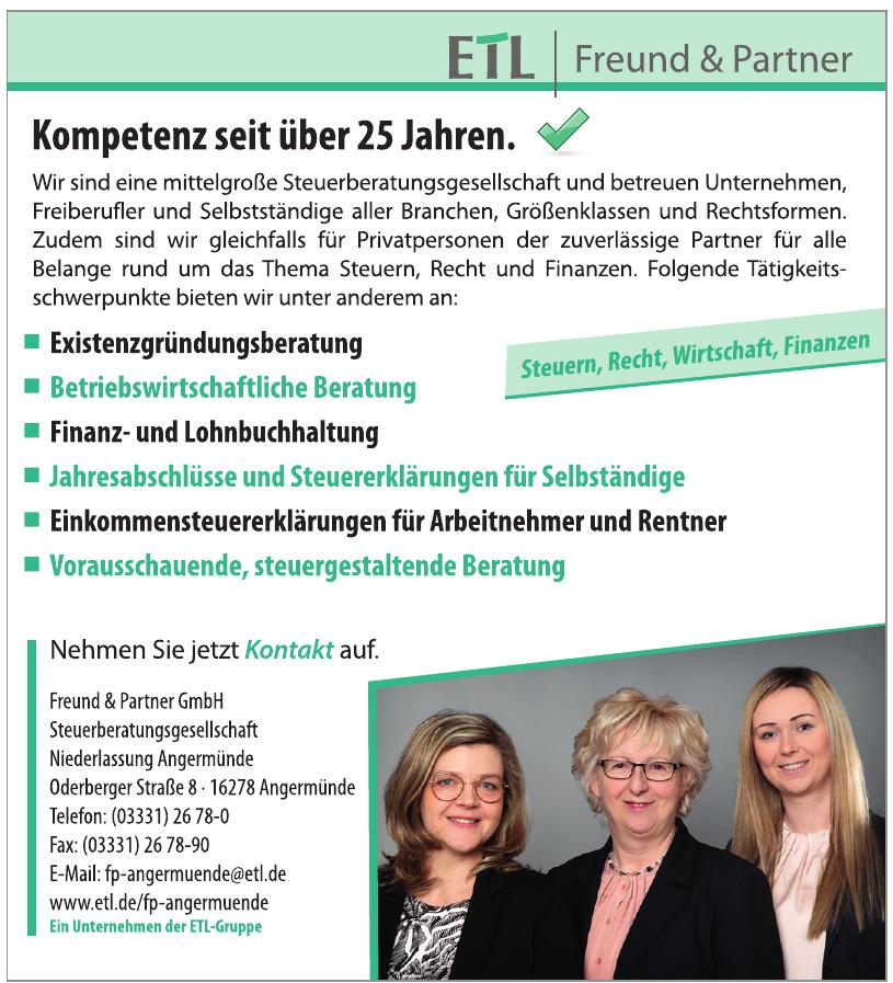 ETL Freund & Partner GmbH