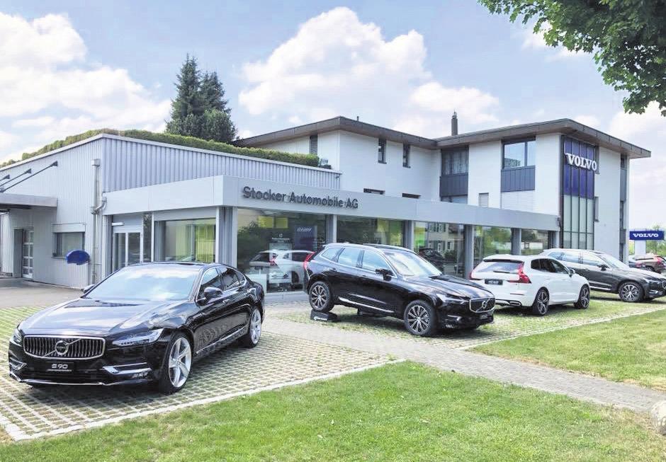 Stocker Automobile AG, Studacherstrasse 1, 5416 Kirchdorf