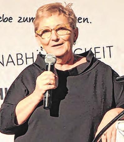 Hildegard Nachum, zertifizierte Validationslehrerin
