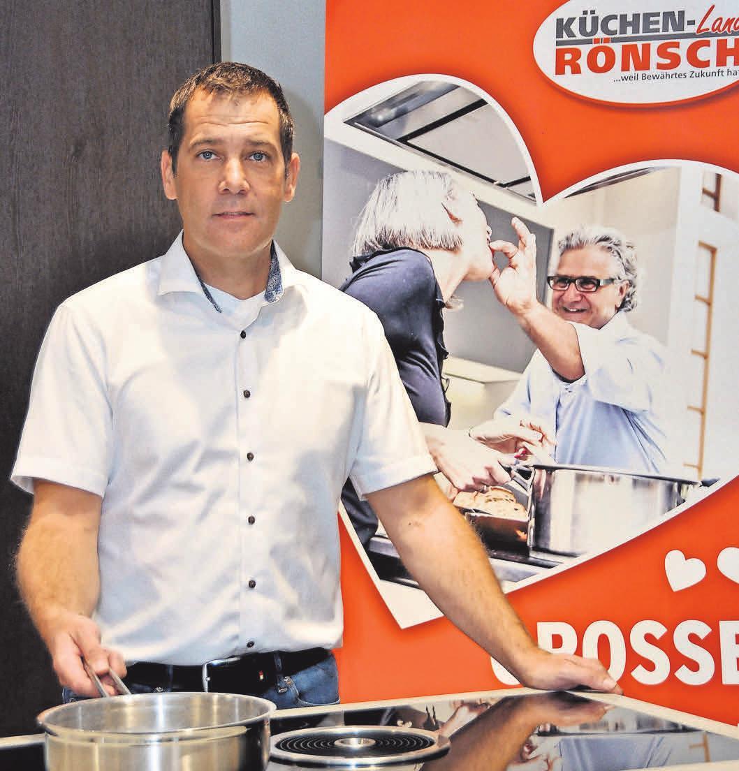 Ein Fachmann durch und durch: Andreas Rönsch.