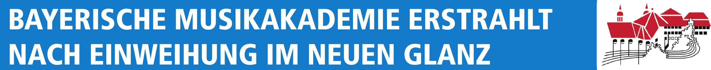 Bayerische Musikakademie erstrahlt nach Einweihung im neuen Glanz Image 1