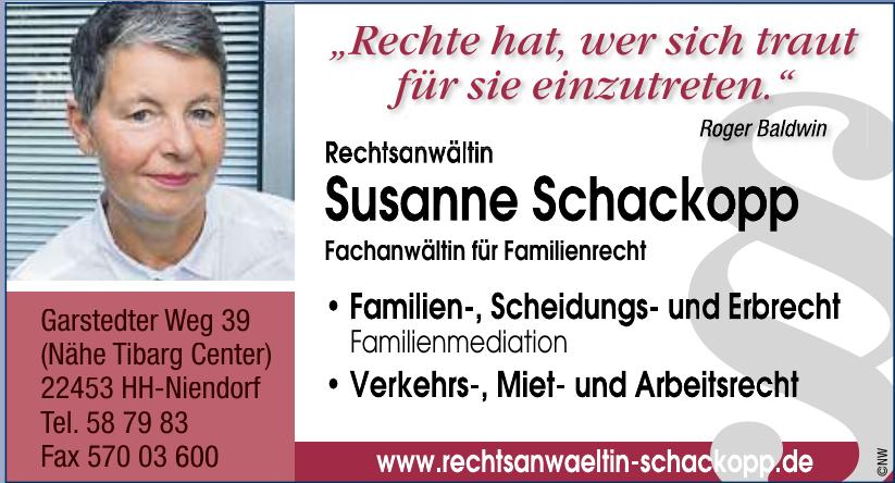Susanne Schackopp