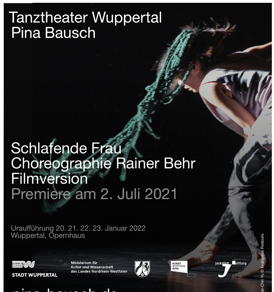 Tanztheater Wuppertal Pina Bausch GmbH