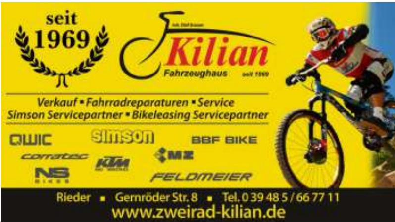 Fahrzeughaus Kilian