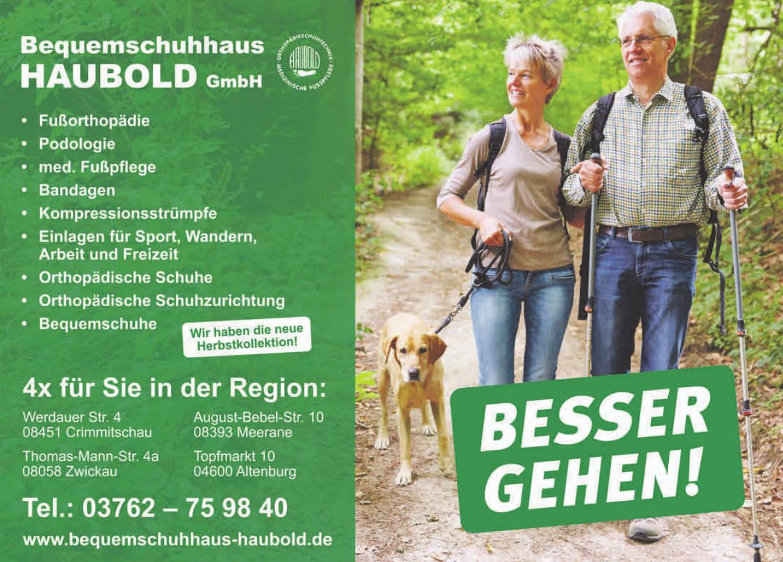 Bequemschuhhaus Haubold GmbH