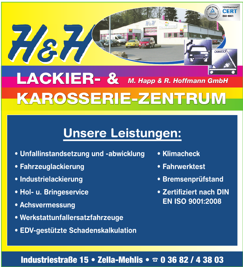 M. Happ & R. Hoffmann GmbH