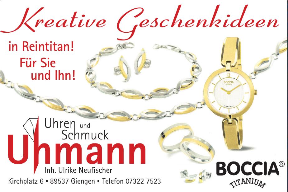 Uhmann Uhren & Schmuck