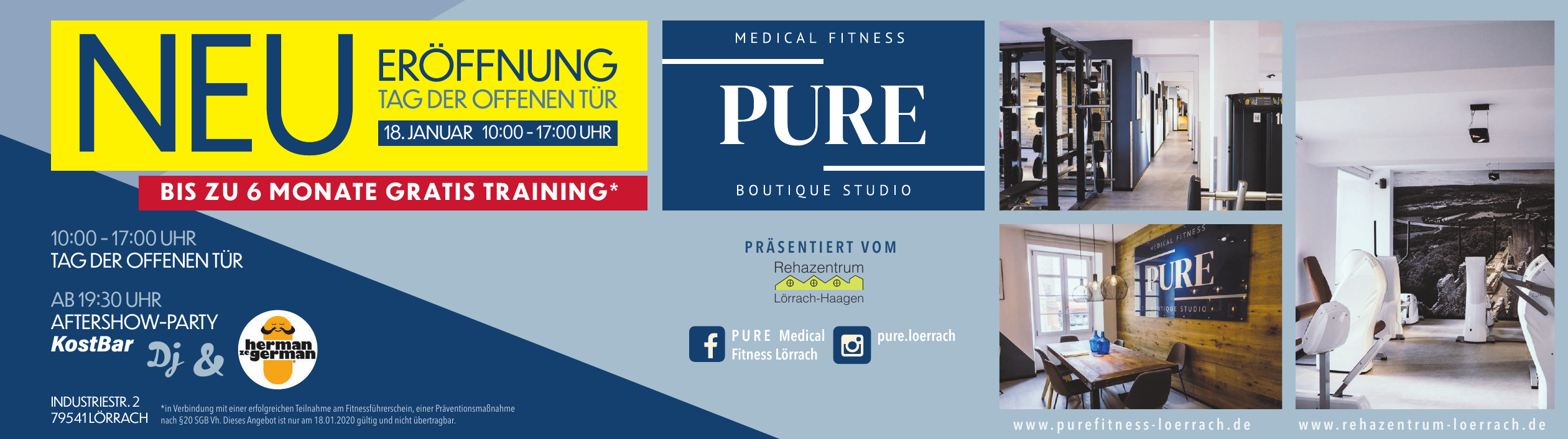 Medical Fitness Pure Boutique Studio
