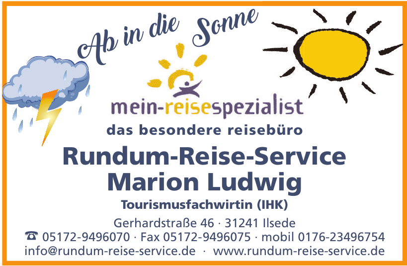 Rundum-Reise-Service Marion Ludwig