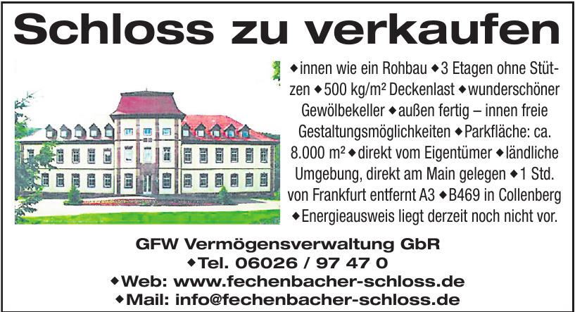 GFW Vermögensverwaltung GbR