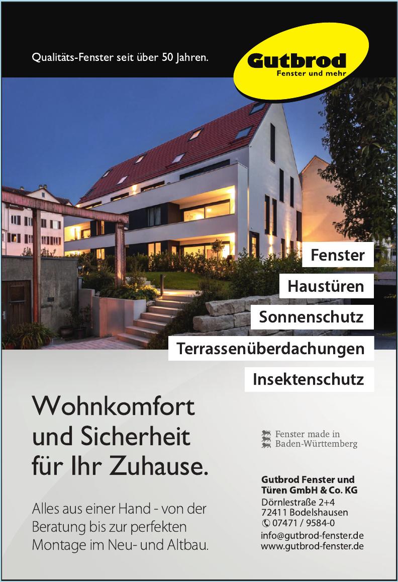 Gutbrot Fenster und Türen GmbH & Co. KG