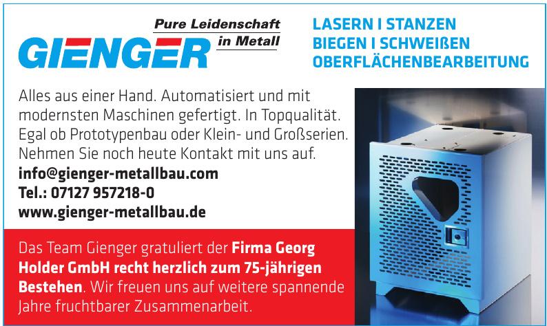 Georg Holder GmbH