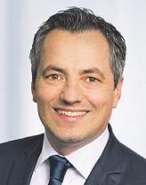 Jörg Neugebauer, HUK-COBURG Geschäftsstellenleiter in Bonn
