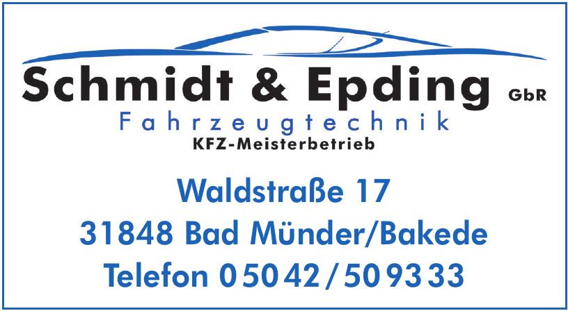 Schmidt & Epding GbR