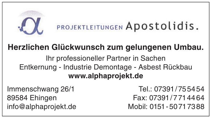 Alpha Projekt
