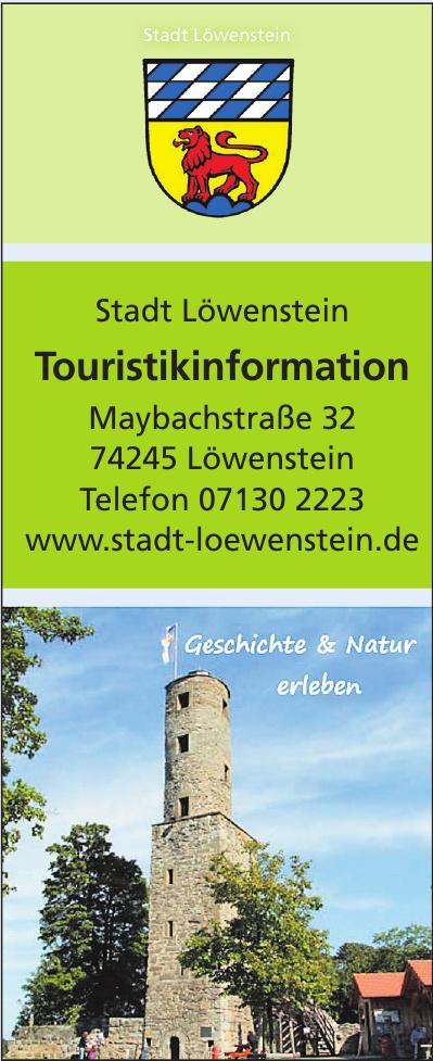Stadt Löwenstein