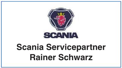 Scania Servicepartner Rainer Schwarz