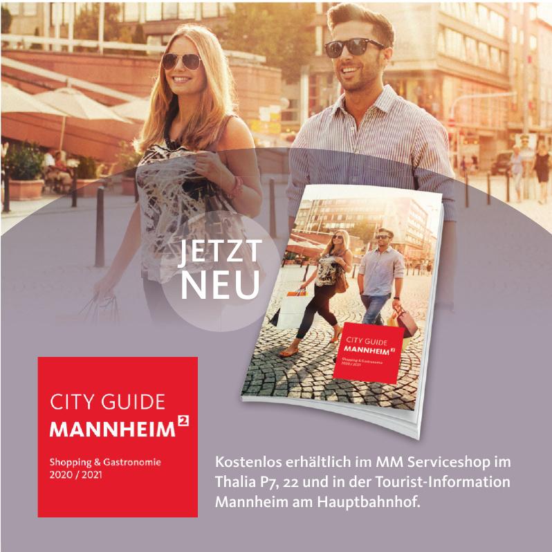 City Guide Mannheim