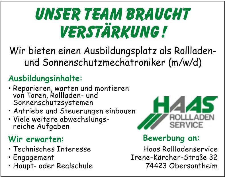 Haas Rollladenservice